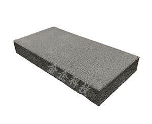 砂基透水砖芝麻灰