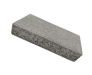 仿石透水砖浅灰