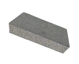 仿石透水砖深灰