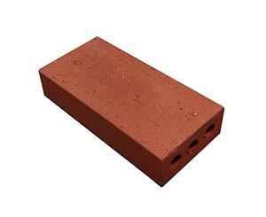 烧结砖红色