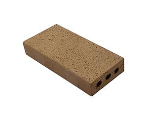 烧结砖深棕色